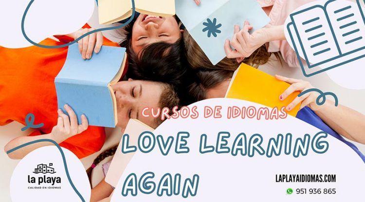 Clases de inglés, francés y alemán para niños, jóvenes y adultos en La Cala del Moral con La Playa Idiomas