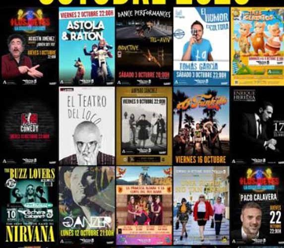 Teatro infantil para toda la familia este octubre en la Cochera Cabaret (Málaga)