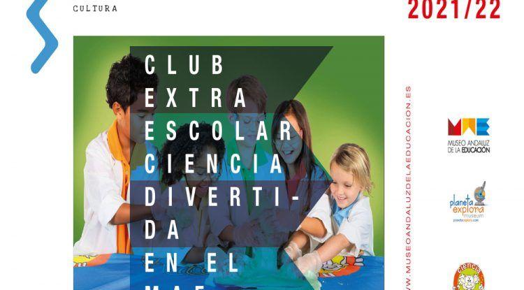 Actividades extraescolares para niños el MAE con Ciencia Divertida