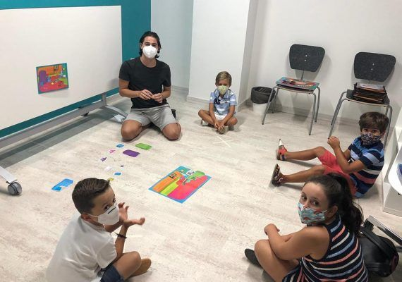 Los centros Kids&Us Málaga y Torremolinos inician el nuevo curso con los deberes hechos ante el coronavirus