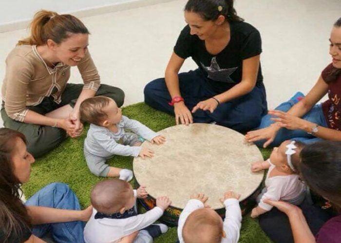 Cuentacuentos y talleres de música para niños este septiembre con Parapapám
