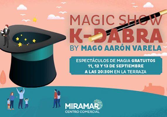 'Semana de la Magia' con espectáculos infantiles, concursos y regalos en el CC Miramar de Fuengirola