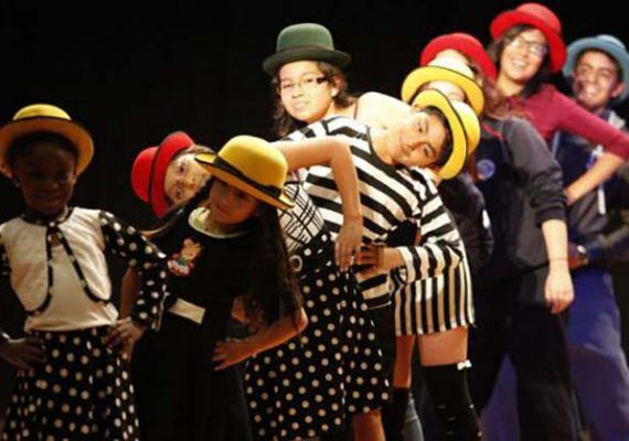 Curso de teatro para niños por niveles en la Térmica Málaga