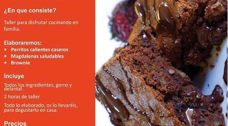 Taller de cocina para familias con Cooking Malaga