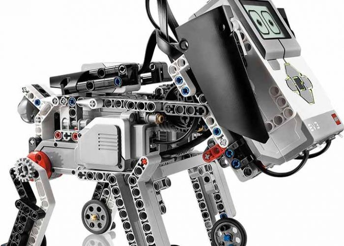 Talleres de fin de semana sobre robótica infantil en La Térmica