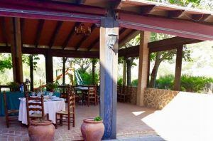 Restaurante Terra en Antequera ideal para ir con niños