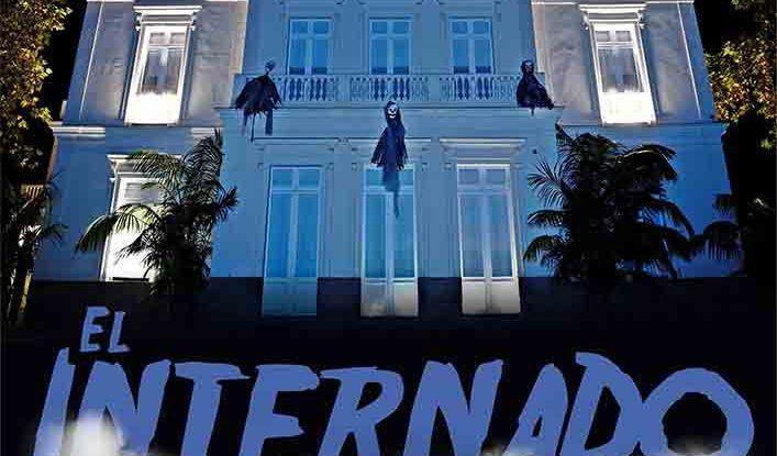 Visita teatralizada por Halloween para toda la familia en el Jardín Botánico de La Concepción (Málaga)