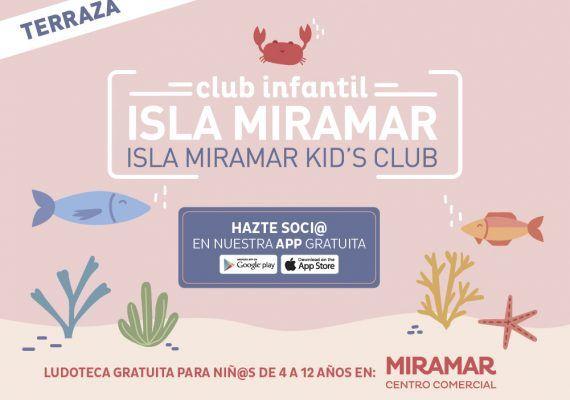 Juegos y actividades gratis para niños en la ludoteca del CC Miramar (Fuengirola)