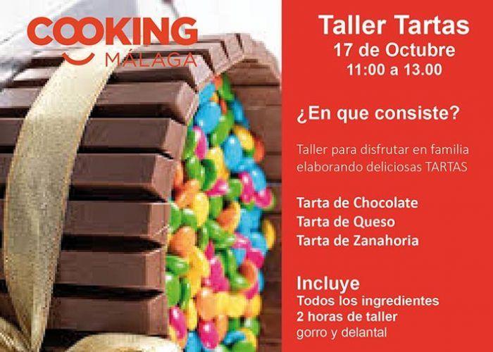 Taller de cocina en familia el sábado en Pedregalejo con Cooking Málaga