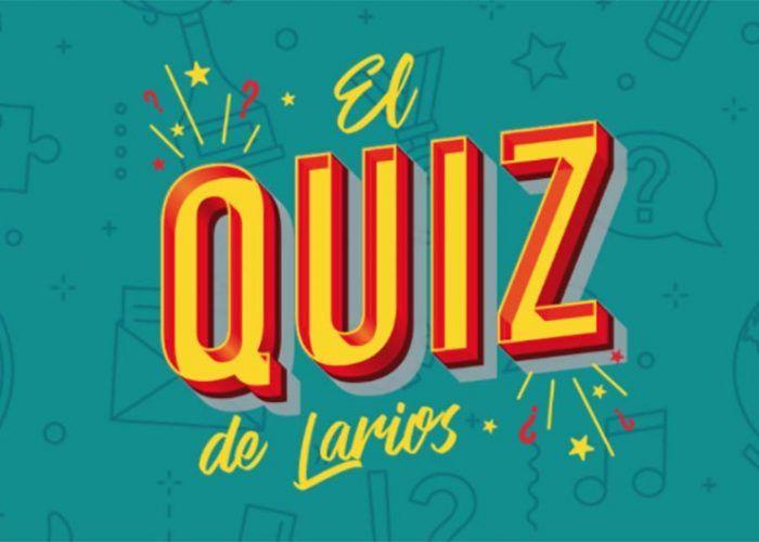 Larios Centro invita a sus clientes a demostrar sus conocimientos y ganar hasta 5.000€ en premios