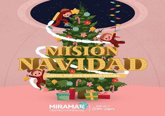 Actividades de Navidad para niños y en familia en el Centro Comercial Miramar (Fuengirola)