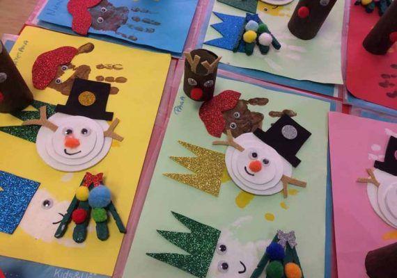 Campamento de Navidad en inglés con Kids&Us Málaga y Torremolinos: la inmersión lingüística más divertida