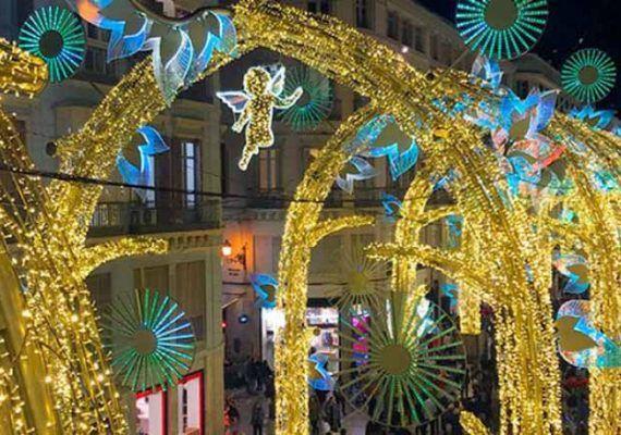 Free Tour Luces de Navidad en Málaga