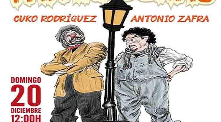 Comedia para familias con niños el domingo en La Cochera Cabaret (Málaga)