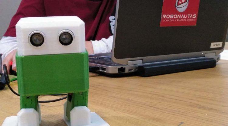 Clases de robótica y diseño gráfico para niños con Artenanos (Torremolinos)