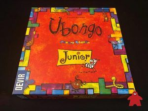Ubongo, juego de mesa para niños y en familias recomendación de cuéntame un juego