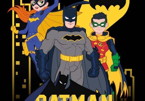 El universo Batman invade estas navidades el Centro Comercial Rincón de la Victoria