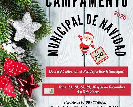 Campamento de Navidad en Alhaurín el Grande