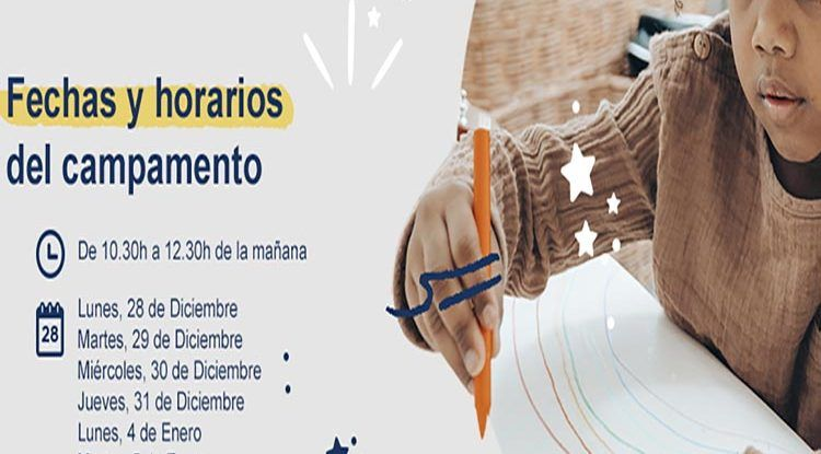 Campamento virtual solidario de Navidad para niños de Make-A-Wish Spain