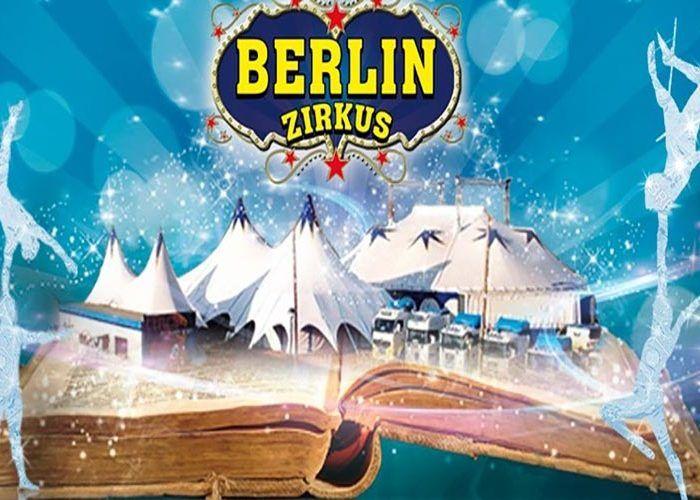 Circo Berlín Zirkus está en Málaga durante la Navidad