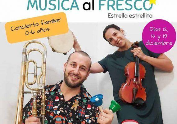 Conciertos para los más peques con Ba-Ba Educación Musical en Málaga