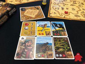 el mapa del pirata juego de mesa para niños recomendado por cuéntame un juego