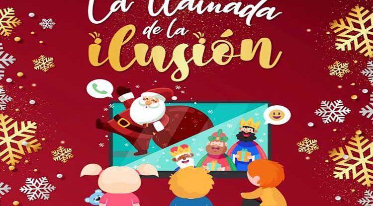 Videollamada a Papá Noel o los Reyes Magos con el Centro Comercial Rincón de la Victoria