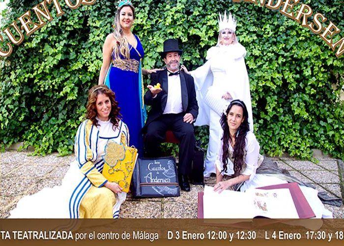 Ruta de cuentacuentos gratis para toda la familia en Málaga capital