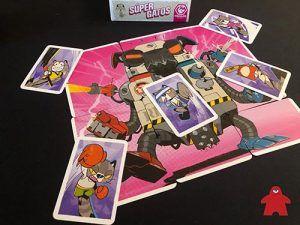súper gatos, juego de mesa para niños y en familia recomendación de cuéntame un juego