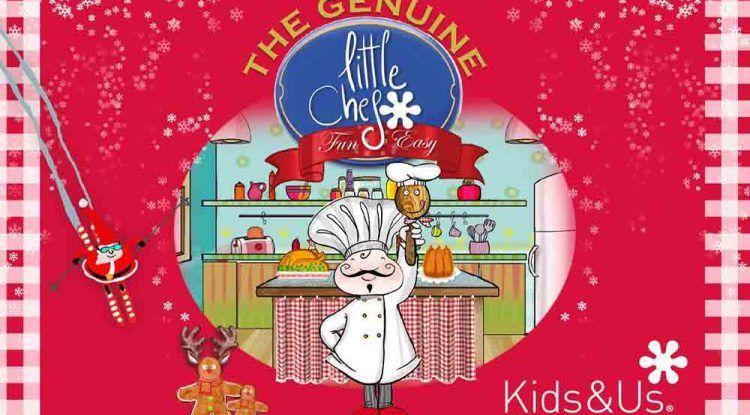 Taller gratis y online para niños de recetas navideñas con Kids&US Málaga y Torremolinos
