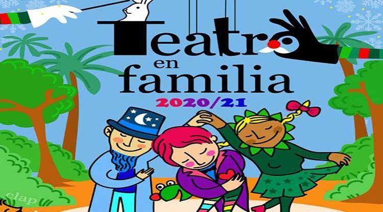 Teatro gratis para toda la familia en Navidad en Málaga capital