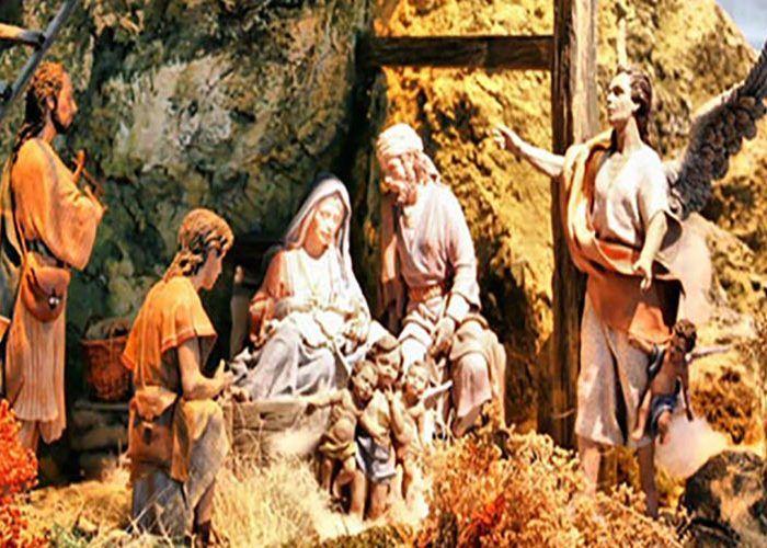 Visita los belenes en Málaga esta Navidad