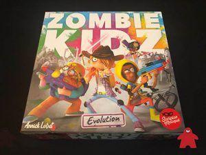 zombie kids, juego de mesa para niños y en familia recomendación de cuéntame un juego