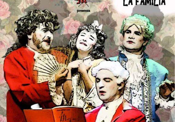 Espectáculos de música y comedia para niños en enero en La Cochera Cabaret (Málaga)