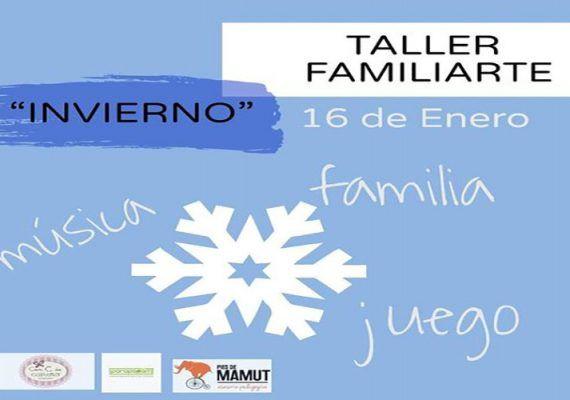 """Juega y baila en familia en el taller """"Familiarte"""" de Parapapam (Málaga)"""