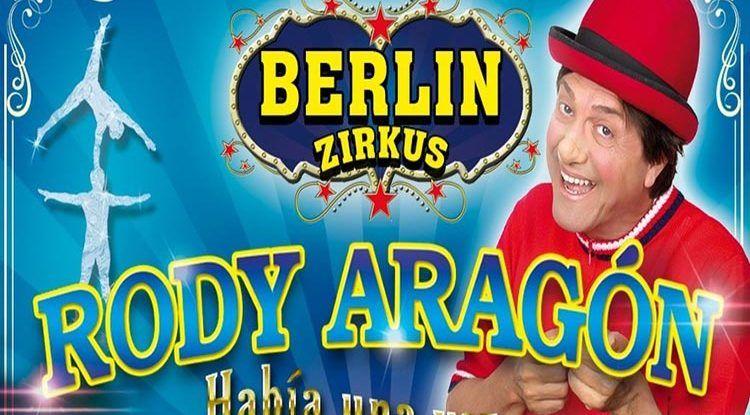 Circo Berlín Zirkus amplía las fechas de sus funciones en Málaga
