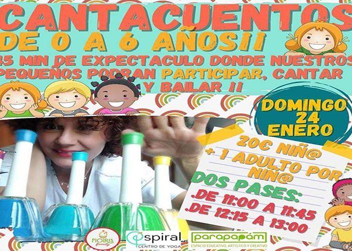Cuentacuentos para niños en Rincón de la Victoria con Pioiris Family