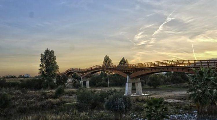 Ruta guiada en familia por el Paraje Natural de la desembocadura del Guadalhorce (Málaga)