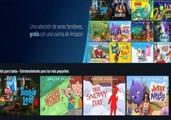 Prime Video: las 10 series para niños más recomendadas del momento
