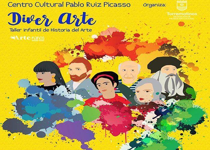 Taller infantil gratis de Historia del Arte en Torremolinos