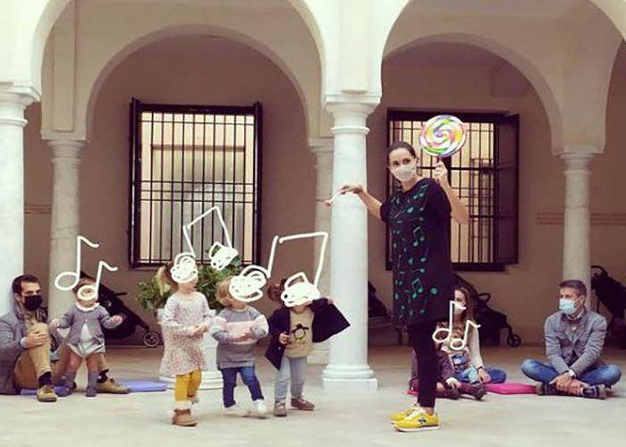 Talleres de música infantiles y familiares con Parapapam en enero