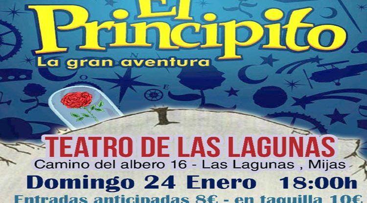 Teatro infantil 'El Principito, la gran aventura' en Mijas (Málaga)