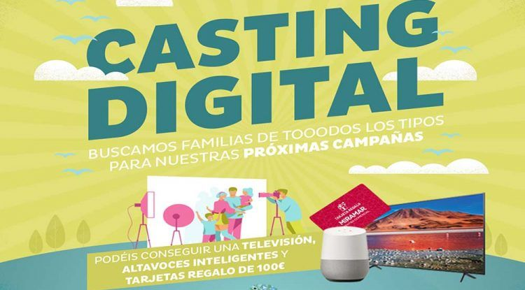 El Centro Comercial Miramar busca familias para protagonizar sus próximas campañas de publicidad