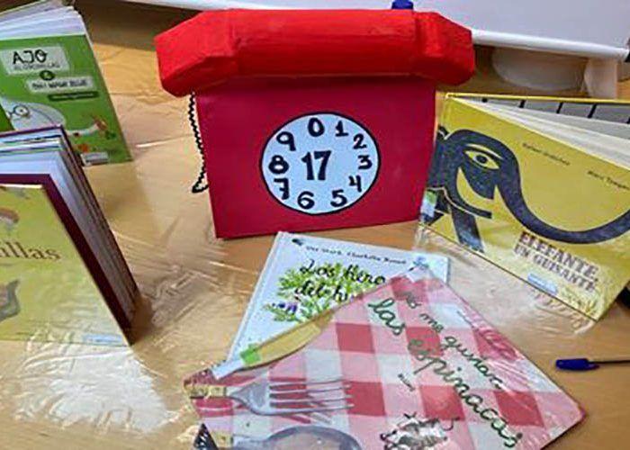 Cuentos por teléfono gratis para niños desde la Biblioteca Arroyo de la Miel