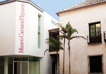 Actividades para familias con peques en el Museo Thyssen Málaga los fines de semana