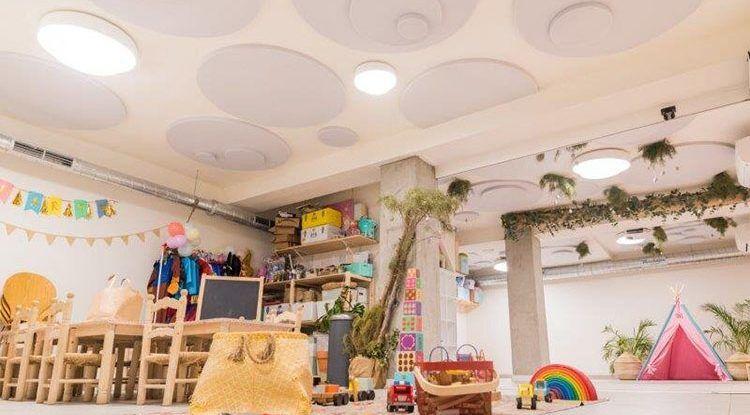 Campamento de Semana Blanca para peques en la cafetería Sr. Nilsson (Málaga)