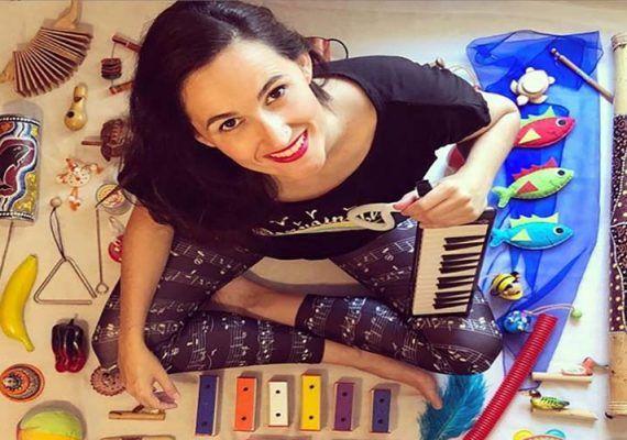 Taller online de juegos musicales para niños con el Museo Thyssen Málaga y Parapapam