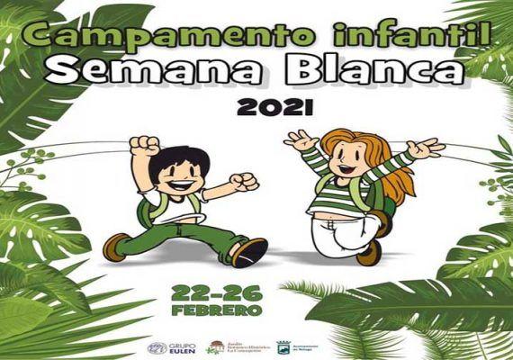 Campamento infantil de Semana Blanca en El Jardín Botánico de La Concepción