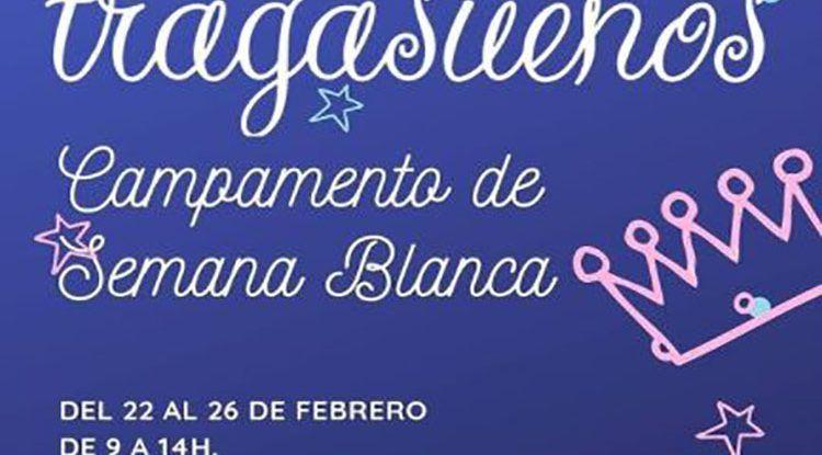 Campamento mágico de Semana Blanca para los peques en la sala Tragasueños (Málaga)