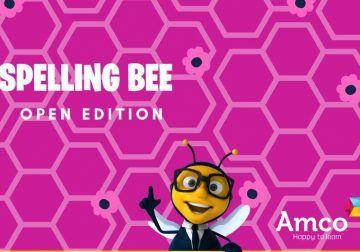 Concurso online de deletreo en inglés gratis para niños